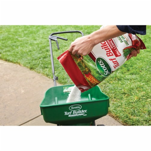 Scotts® Turf Builder WinterGuard Fall Lawn Food Perspective: top