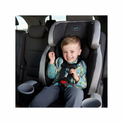 Evenflo Maestro Forward Facing Sport Harness Toddler Child Booster Car Seat Perspective: top