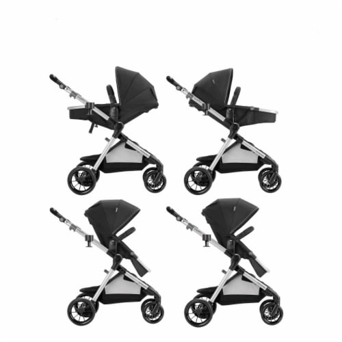 Evenflo 13812255 Pivot Xpand Infant Toddler Baby Modular Stroller, Stallion Perspective: top