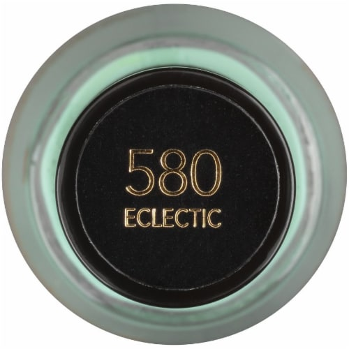 Revlon Eclectic Nail Enamel Perspective: top