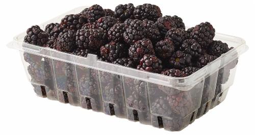 Blackberries Perspective: top