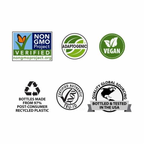 Nature's Way Echinacea Astragalus & Reishi Dietary Supplement Vegan Capsules 1200mg Perspective: top