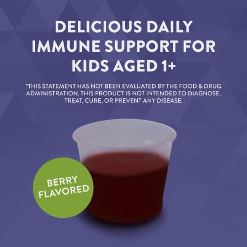 Nature's Way Sambucus for Kids Elderberry Syrup Perspective: top