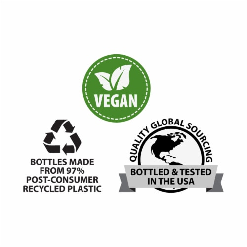 Nature's Way Cherry Flavored Vitamin B-12 Vegan Lozenges 2000mcg Perspective: top