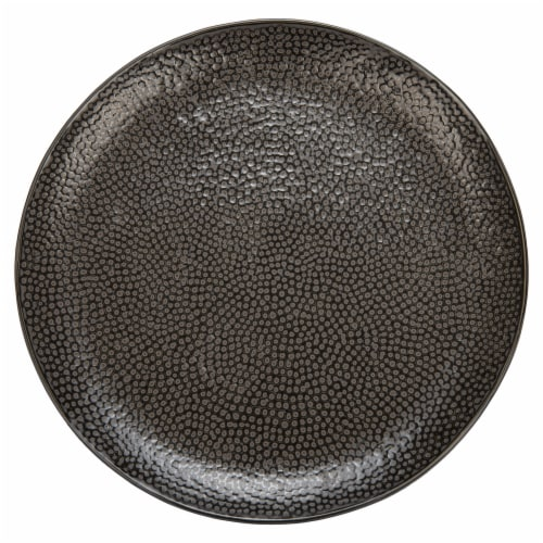 BIA Cordon Bleu Serene Salad Plate Set - Black Perspective: top