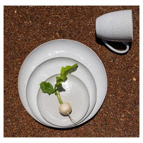 BIA Cordon Bleu Serene Dinner Plate Set - Crème Perspective: top