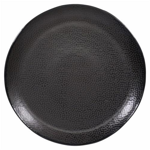 BIA Cordon Bleu Serene Dinner Plates Set - Black Perspective: top