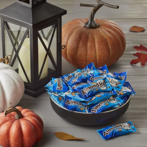 Almond Joy Snack Size Coconut & Almond Chocolate Candy Bars Perspective: top