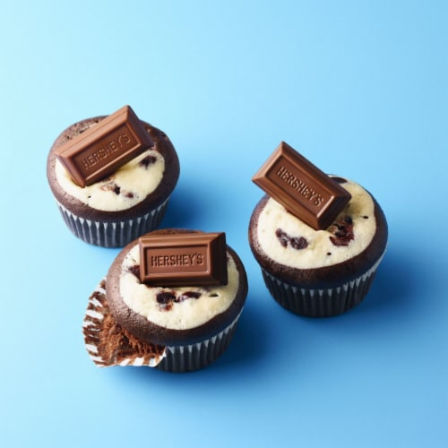 Hershey's Miniatures Assorted Chocolate Candy Perspective: top
