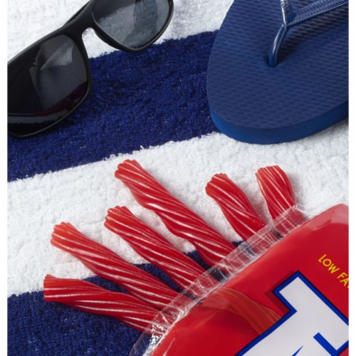 Twizzlers Pull 'n' Peel Cherry Candy Perspective: top