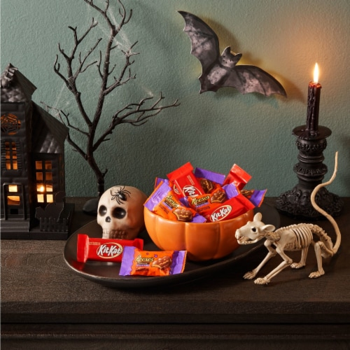 Hershey's Snack Size Candy Assortment Perspective: top