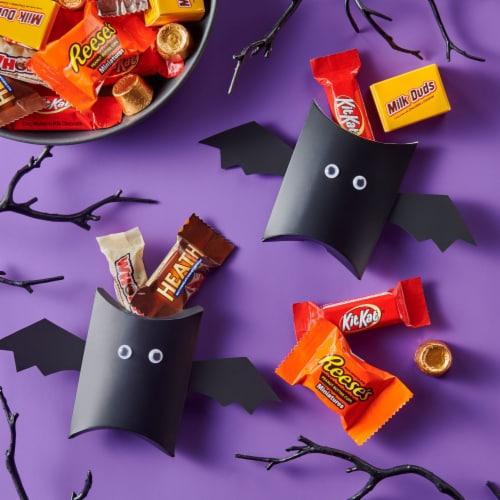 Hershey Halloween Chocolate Candy Assortment Perspective: top