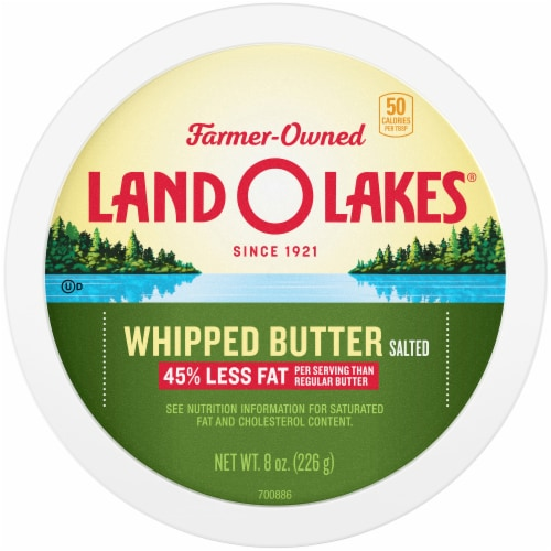 Land O' Lakes Whipped Salted Butter Spread Perspective: top