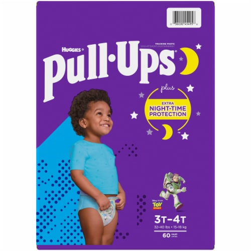 Pull-Ups® 3T-4T Boys Night Time Training Pants Perspective: top