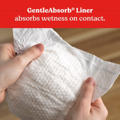 Huggies Little Snugglers Size 2 Baby Diapers Perspective: top