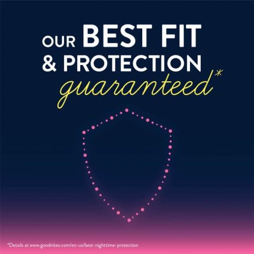GoodNites® Large Girls' Nighttime Underwear Perspective: top
