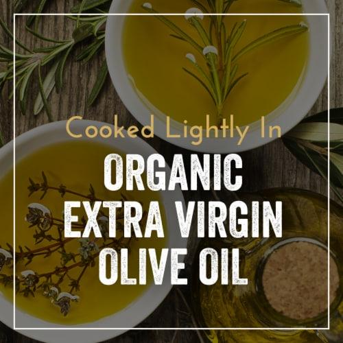 Bertolli Organic Marinara Sauce Perspective: top