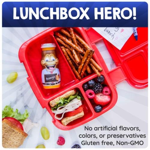 Danimals® Strawberry Banana Yogurt Smoothies Perspective: top