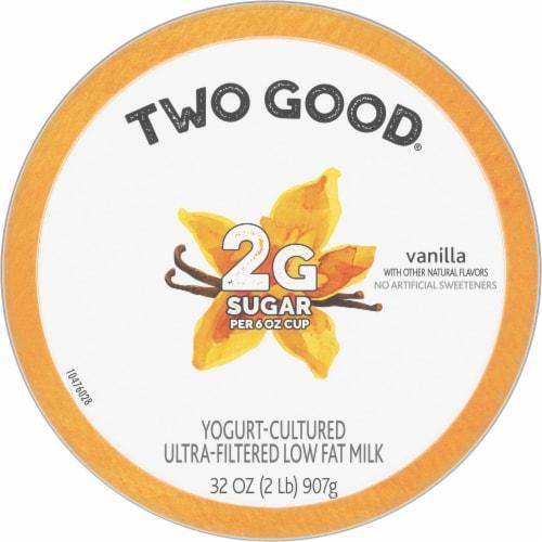 Two Good™ Lowfat Vanilla Greek Yogurt Perspective: top