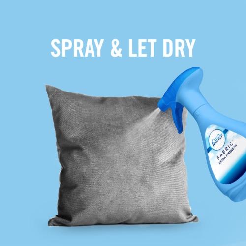 Febreze Fabric To Go Original Scent Extra Strength Fabric Refresher Spray Perspective: top