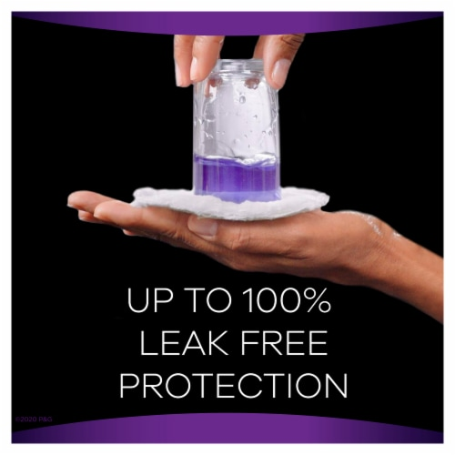 Always Discreet Boutique Maximum Large Low Rise Women's Incontinence Underwear Perspective: top