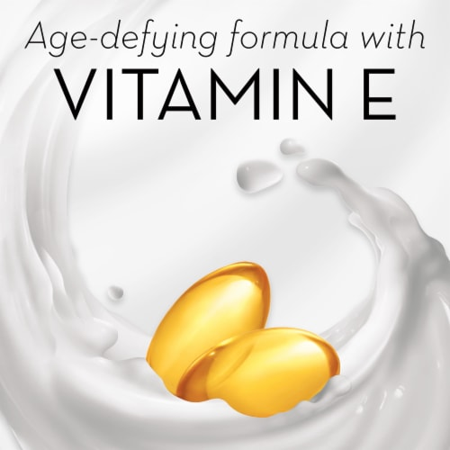 Olay Age Defying Body Wash for Women with Vitamin E Perspective: top