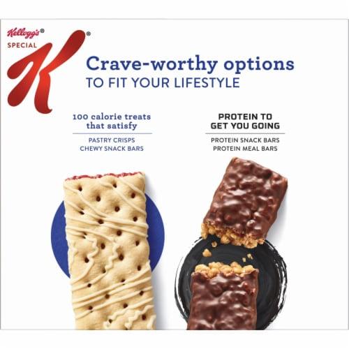 Kellogg's Special K Pastry Crisps Brown Sugar Cinnamon Perspective: top