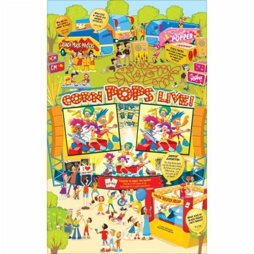 Kellogg's Corn Pops Original Breakfast Cereal Perspective: top