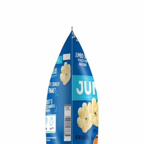 Kellogg's Tiger Paws Jumbo Snax Original Cereal Perspective: top