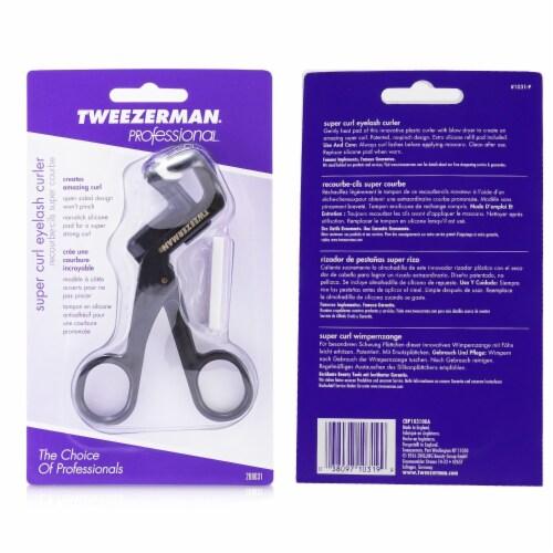 Tweezerman Professional Super Curl Eyelash Curler - Perspective: top