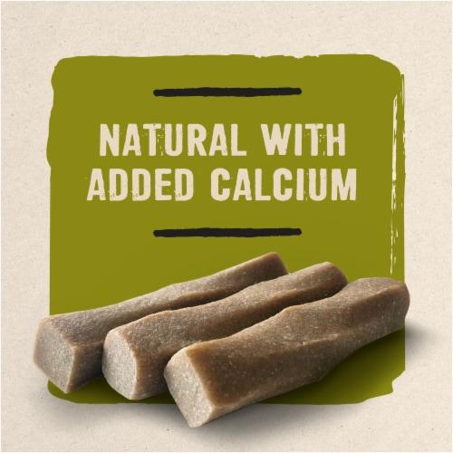 Purina Prime Bones Wild Venison Dog Treat Chew Sticks 6 Count Perspective: top