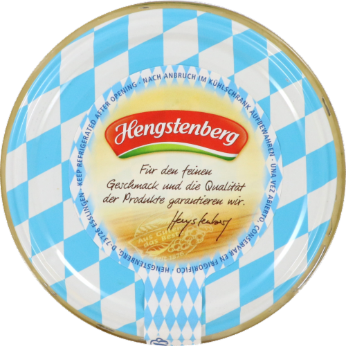 Hengstenberg Bavarian Style Sauerkraut With Wine Perspective: top