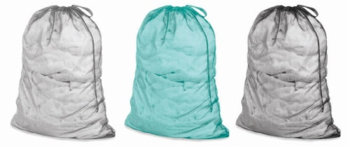 Whitmor Mesh Laundry Bag - Assorted Perspective: top