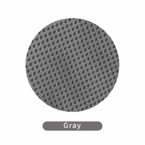 Grand Fusion Adult Non-Medical Mask with Filter - 3 PACK Gray Perspective: top