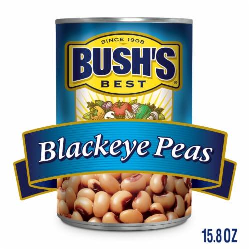 Bush's Best Blackeye Peas Perspective: top