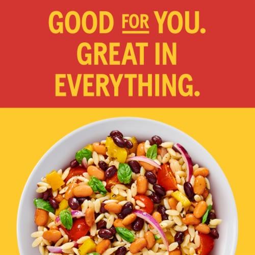 Bush's Best® Seasoned Recipe Black Beans Perspective: top