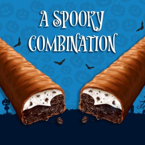 Twix® Cookies & Creme Fun Size Chocolate Halloween Candy Bars Perspective: top