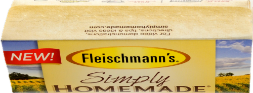 Fleischmann's Simply Homemade Cornbread Baking Mix Perspective: top