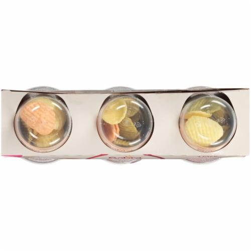 Sabra Snackers Classic Hummus & Veggie Chips 3 Count Perspective: top