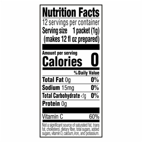 Lipton® T Probiotic Glow Hibiscus Mate Vitamin C Finely Ground Herbal Tea with Probiotics 12 Count Perspective: top