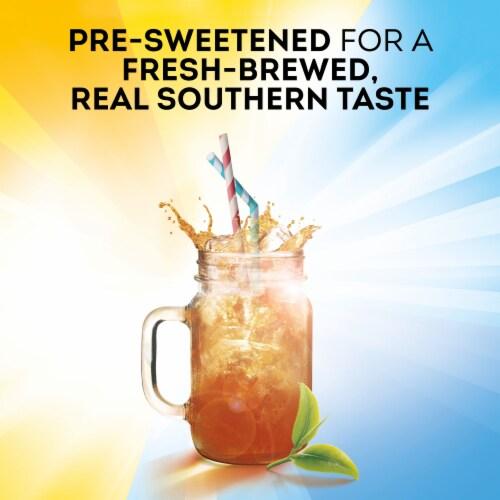 Lipton Iced Sweet Tea K-Cup Pods Perspective: top