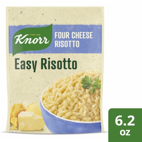 Knorr® Selects Four Cheese Risotto Perspective: top