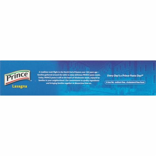 Prince Lasagna Perspective: top