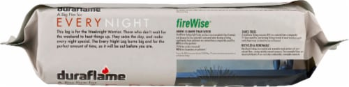 Duraflame® Every Night Fire Log Perspective: top