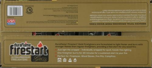 Duraflame Firestart Gold Ultra-Premium Firelighters 24 / 4.5 oz Perspective: top