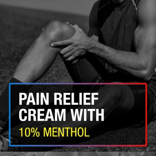 Icy Hot Original Pain Relief Cream Perspective: top