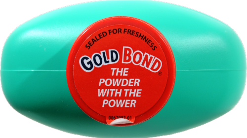 Gold Bond Extra Strength Triple Action Relief Body Powder Perspective: top