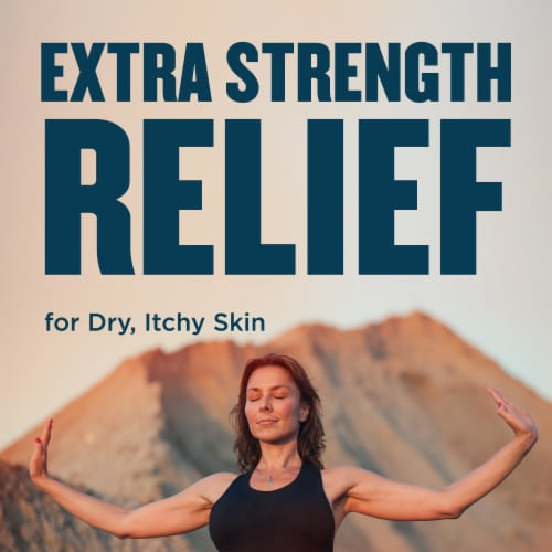 Gold Bond Extra Strength Triple Action Relief for Extra Dry & Itchy Skin Body Lotion Perspective: top