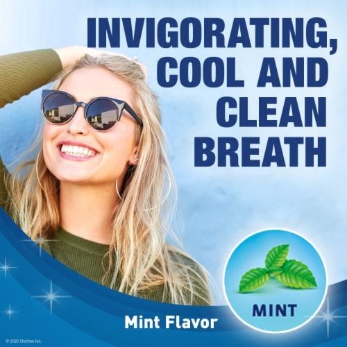 ACT Total Care Sensitive Formula Mint Mouthwash Perspective: top