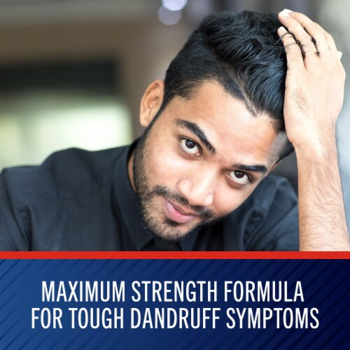Selsun Blue® Maximum Strength Medicated with Menthol Dandruff Shampoo Perspective: top